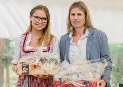 Feier 500. Mitglied am 22. Juli 2018 auf der Tellenburg